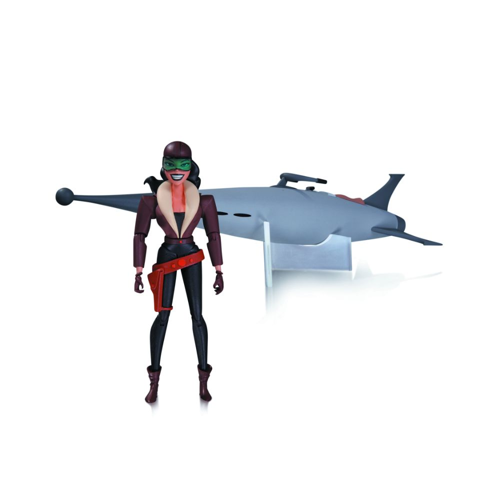 The New Batman Adventures Roxy Rocket Deluxe Action Figure