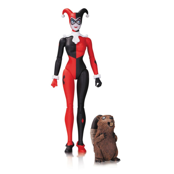 DC Comics Designer Series Traditional Harley Quinn by Amanda Conner Action Figure