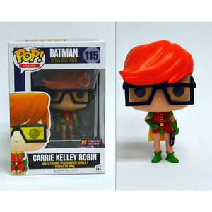 Pop! DC Heroes Dark Knight Returns Carrie Kelly Robin Figure by Funko