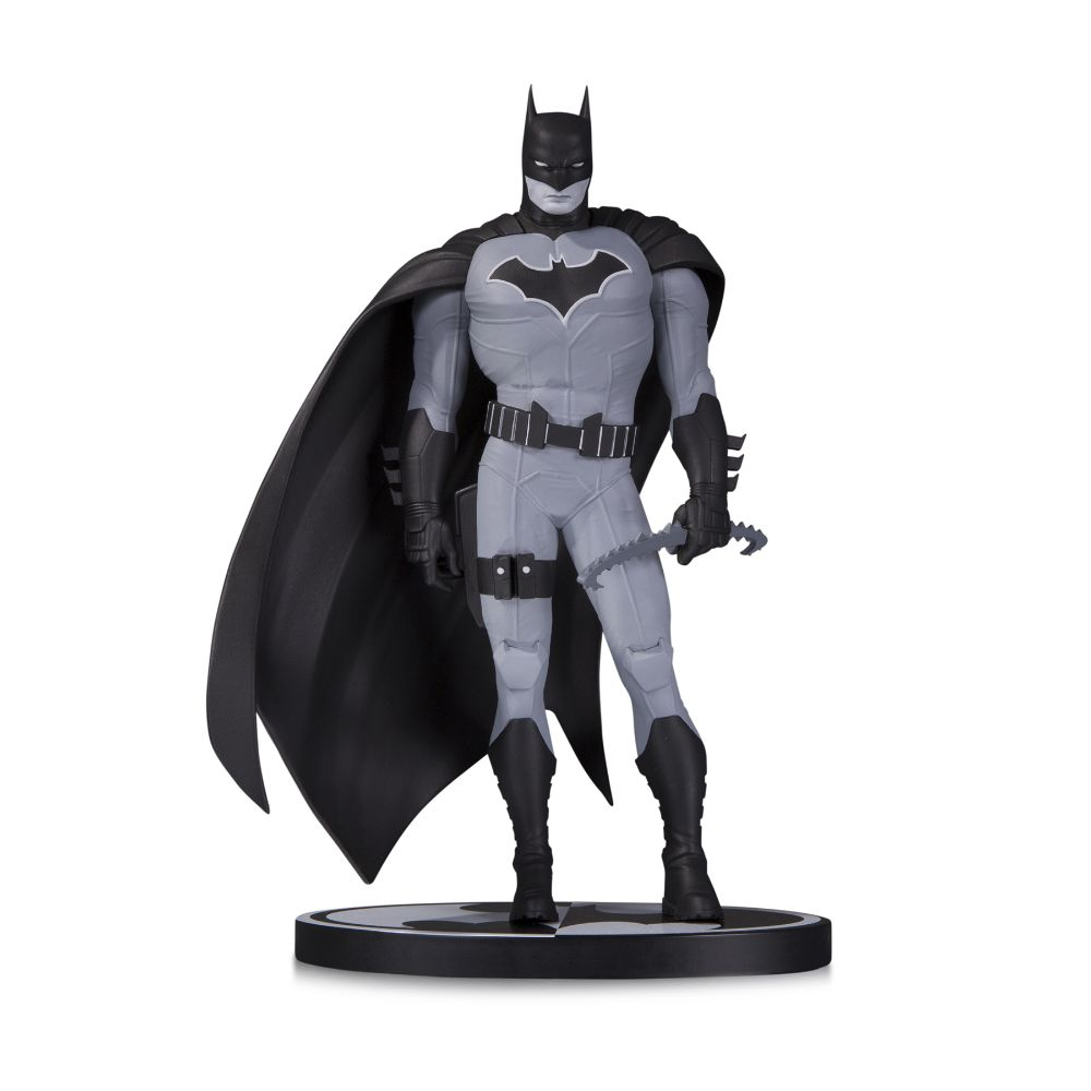 Batman Black & White by John Romita Jr. Statue