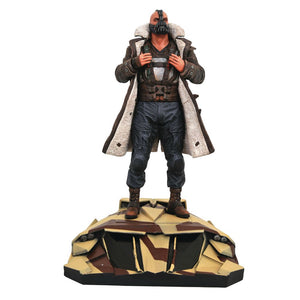 DC Gallery The Dark Knight Rises Bane Statue