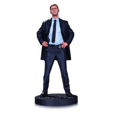 Gotham TV Series James Gordon Statue