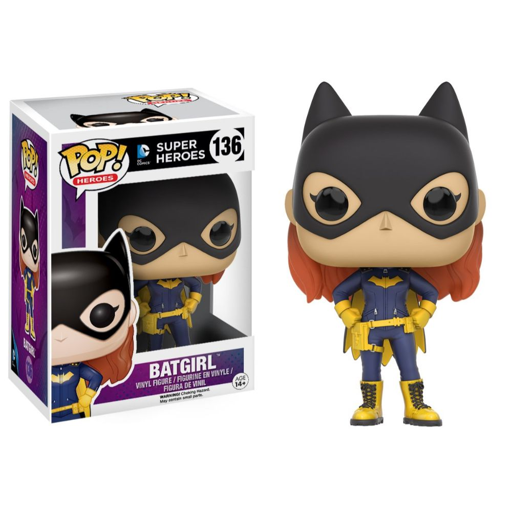 Find Funko Pop Comics Hellboy Vinyl Figure Shop Every Store On In Suit Sdcc Heroes Batgirl 2016 By