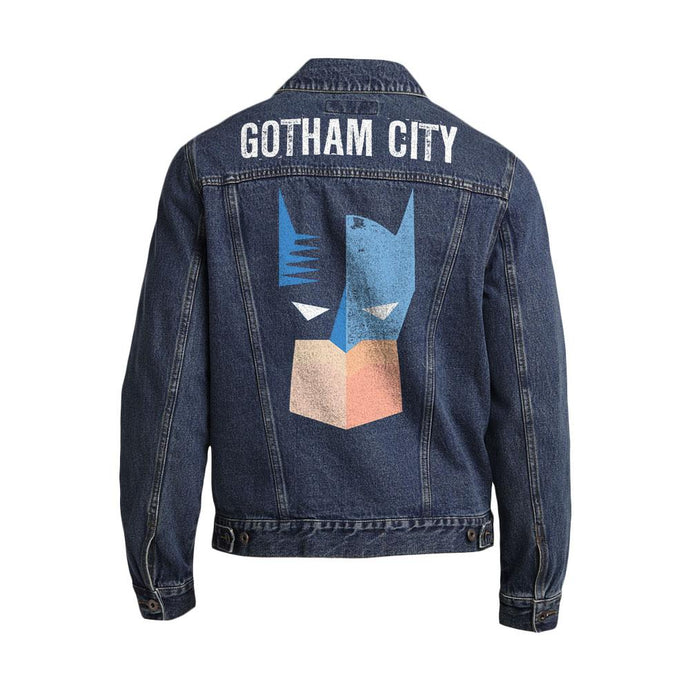 Batman: The Animated Series Gotham City Denim Jacket