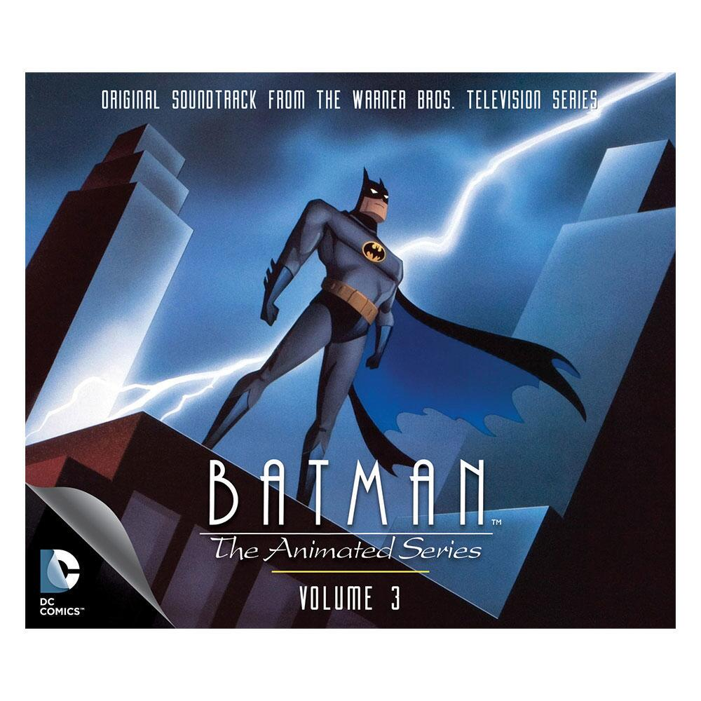 Batman: The Animated Series Vol. 3 Soundtrack
