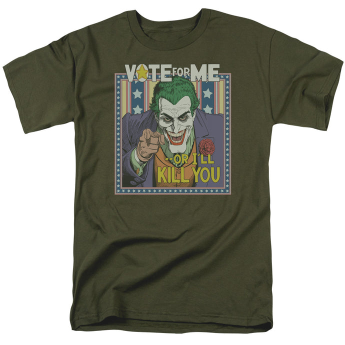 Batman: Dark Detective #1 The Joker Vote for Me T-shirt