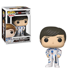 The Bang Theory Howard Wolowitz Pop! Vinyl Figure