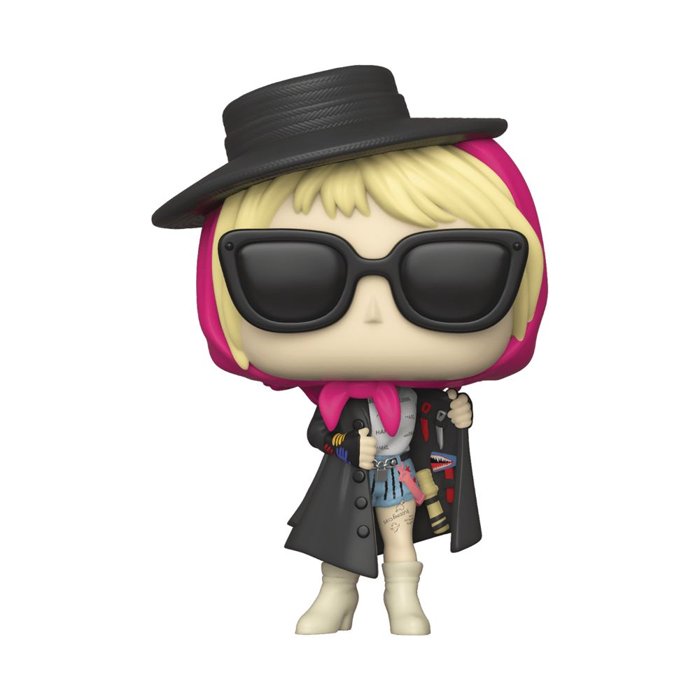 Birds of Prey Harley Quinn (Incognito) Funko Pop! Heroes Specialty Series Vinyl Figure