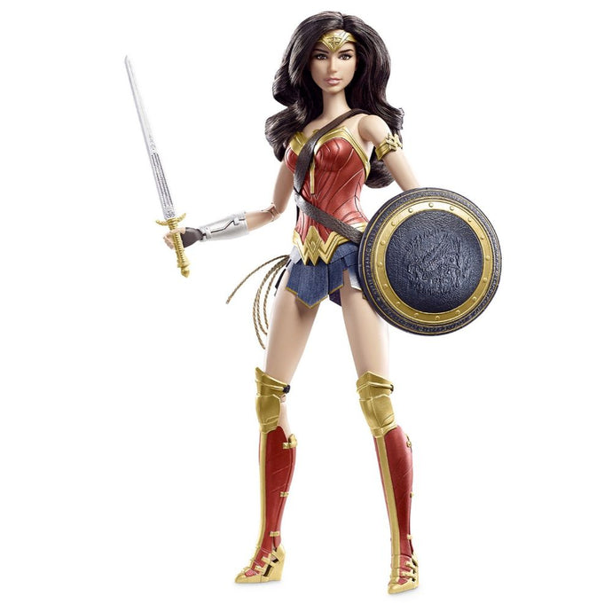 Batman v Superman: Dawn of Justice Barbie Collector/Black Label Wonder Woman Doll