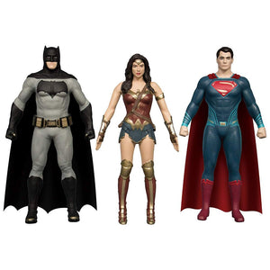Batman v Superman Bendable Heroes Figure Set