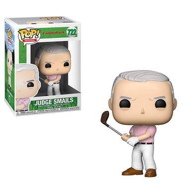 Caddyshack Judge Smails Funko Pop! Vinyl Figure