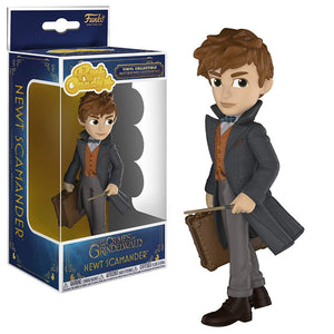 FANTASTIC BEASTS: THE CRIMES OF GRINDELWALD™ NEWT SCAMANDER™ Rock Candy Vinyl Figure