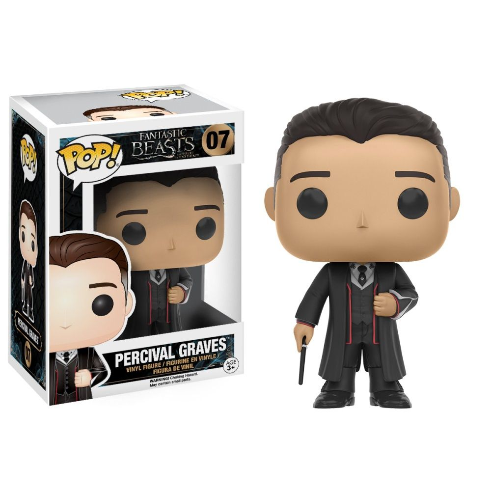 Fantastic Beasts and Where to Find Them™ Percival Graves™ Funko Pop! Vinyl Figure