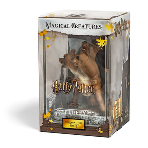 Harry Potter Magical Creatures No. 13 - Fluffy Figure