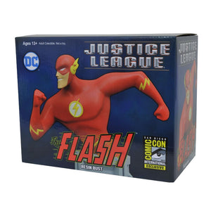 Justice League Animated The Flash Bust (SDCC 2017 Exclusive)