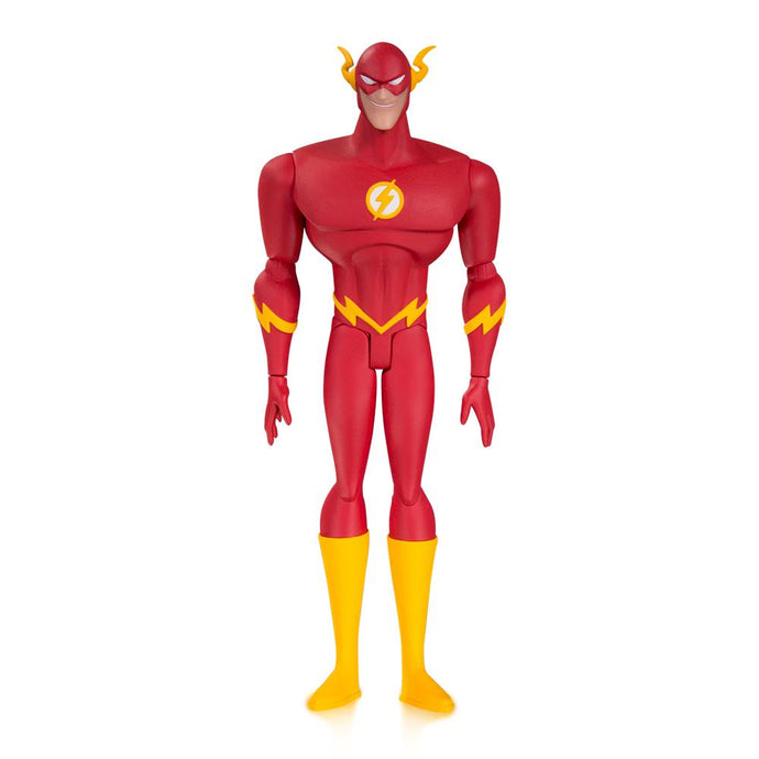Justice League Animated The Flash Action Figure