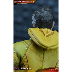 Additional image of The Flash TV Series Reverse-Flash 1/12 Scale Action Figure