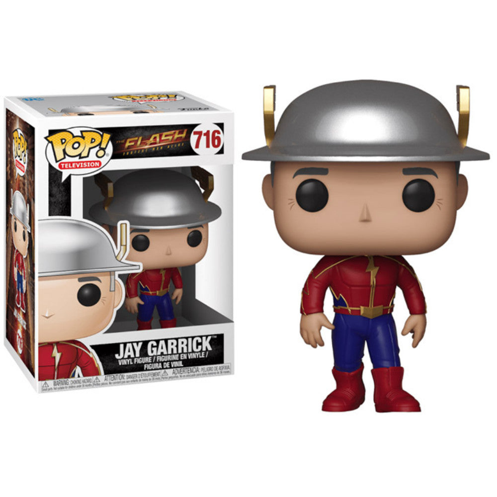 The Flash TV Series Jay Garrick Pop! Vinyl Figure