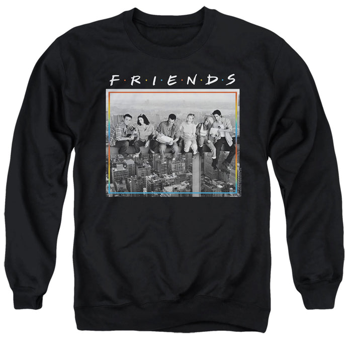 Friends Lunch Break Crewneck Sweatshirt