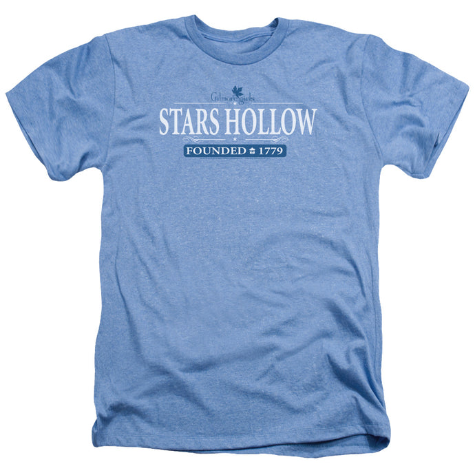 Gilmore Girls Stars Hollow Heather T-shirt
