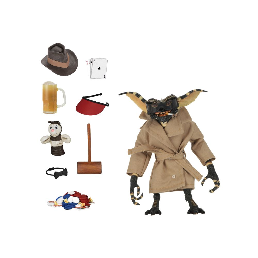 Gremlins Ultimate Flasher Gremlin Action Figure