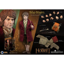 The Hobbit: An Unexpected Journey Bilbo Baggins 1/6 Scale Action Figure