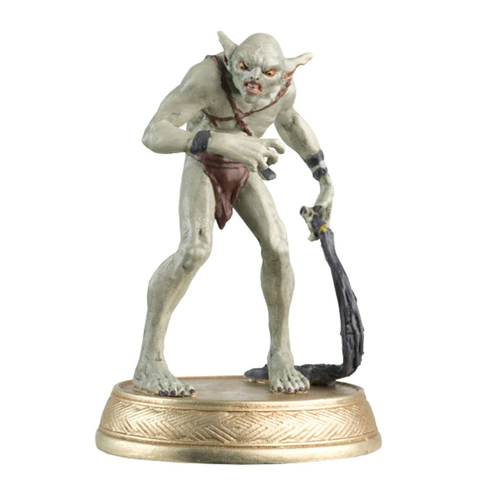 Hobbit Motion Picture Figure Magazine Issue #20 Grinnah The Goblin