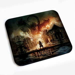 The Hobbit: The Battle of the Five Armies Smaug Theatrical One Sheet Mouse Pad