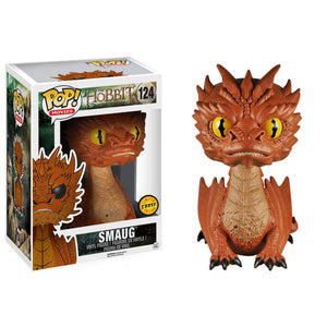Additional image of The Hobbit: The Battle of the Five Armies Smaug Vinyl Pop! Figure