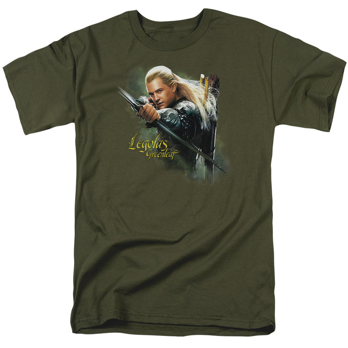 The Hobbit: The Desolation of Smaug Legolas Greenleaf T-shirt