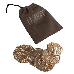 The Hobbit: The Desolation of Smaug: Smaug's Treasure Pouch by Weta