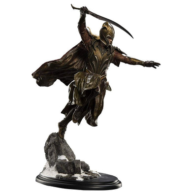 The Hobbit: Battle of The Five Armies Mirkwood Elf Soldier 1/6 Scale Statue