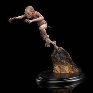 The Hobbit: An Unexpected Gollum Enraged 1/6 Scale Statue