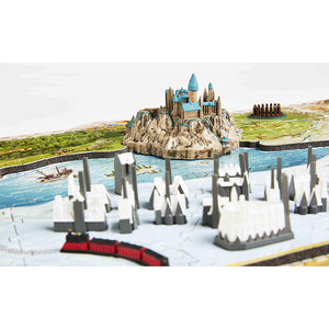 Additional image of Harry Potter The Wizarding World 4D Puzzle