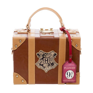 Hogwarts Crest Trunk Bag