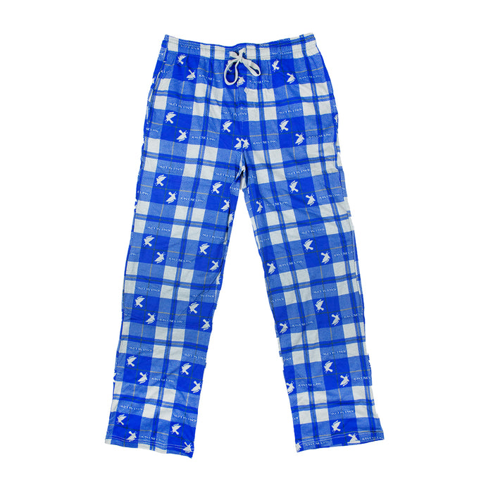 Harry Potter Ravenclaw Plaid Pajama Pants