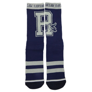 Additional image of Harry Potter Men's Ravenclaw Taping Crew Socks