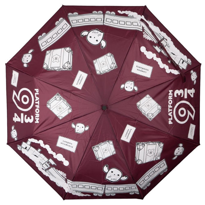 Harry Potter Platform 9 3/4 Color Changing Umbrella