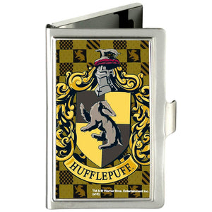 Hufflepuff Business Card Holder