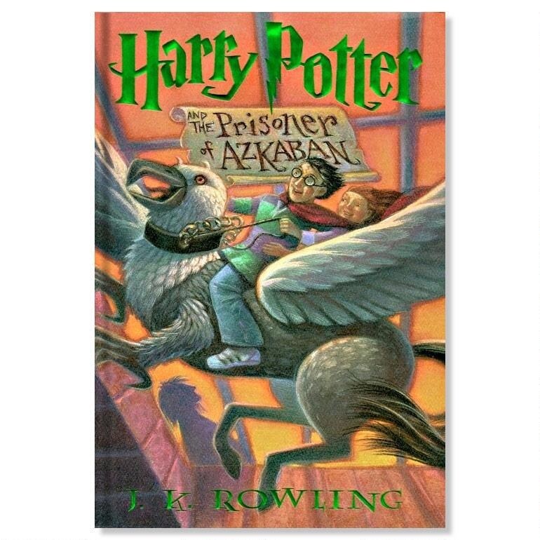 Harry Potter and the Prisoner of Azkaban Hard Cover (Book #3)