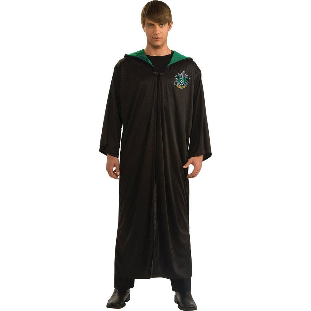 Slytherin Adult Robe - One-Size