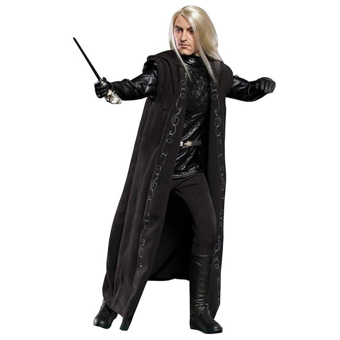 Harry Potter and the Chamber of Secrets Lucius Malfoy 1/6 Scale Action Figure