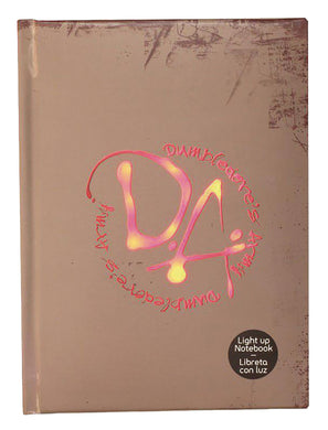 Harry Potter Dumbledore's Army Light Up Notebook
