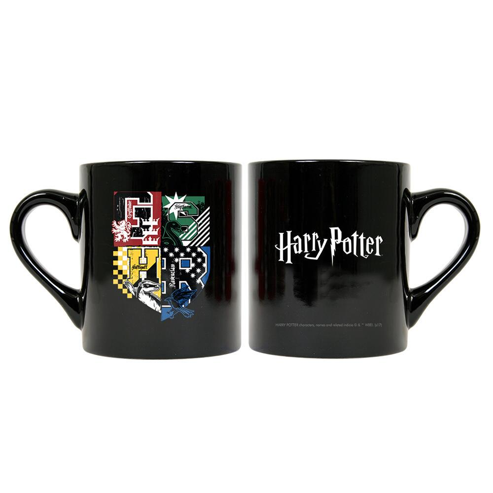 Harry Potter House Crests Mug
