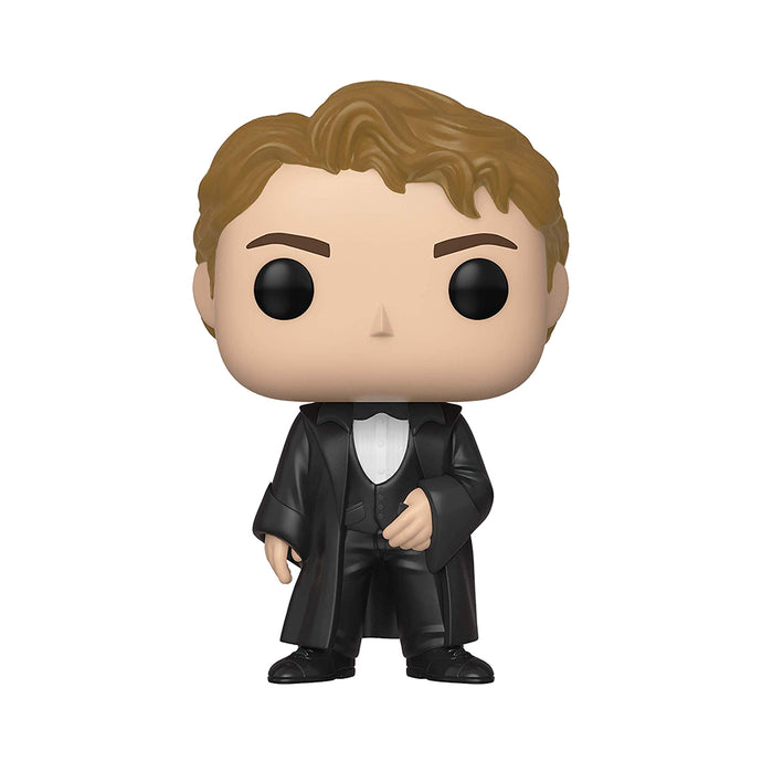 Cedric Diggory in Yule Ball Attire Funko Pop! Movies Figure from Harry Potter