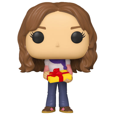 Harry Potter Holiday: Hermione Granger Funko Pop! Vinyl Figure