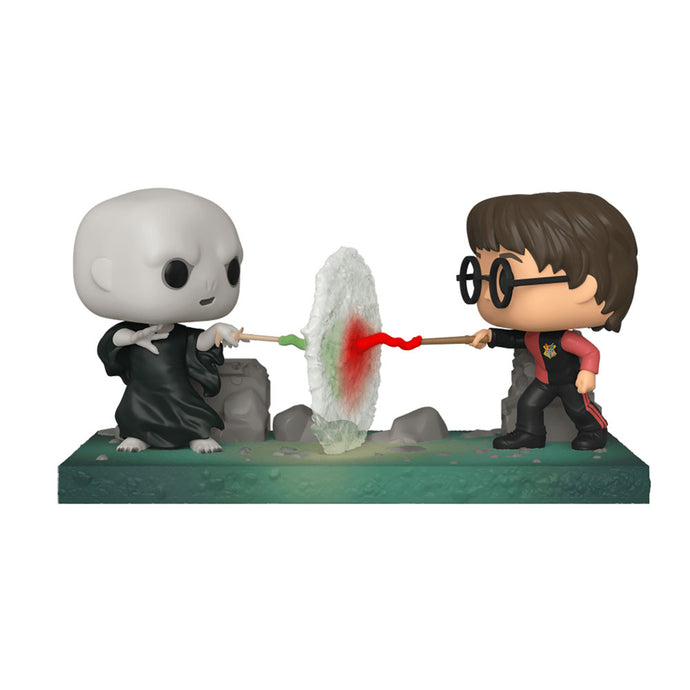Harry Potter vs. Voldemort Funko Pop! Movie Moment Vinyl Collectibles