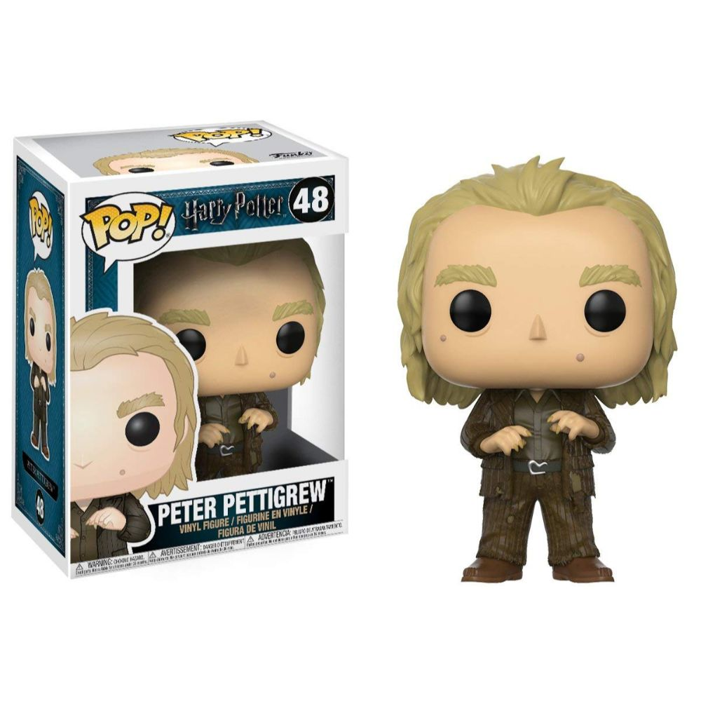 Harry Potter Peter Pettigrew Funko Pop! Vinyl Figure