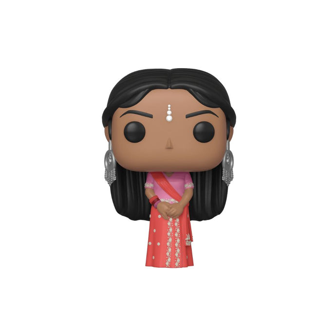 Padma Patil in Yule Ball Attire Funko Pop! Movies Vinyl Figure from Harry Potter