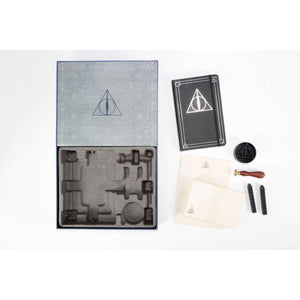 Additional image of Harry Potter The Deathly Hallows Deluxe Stationery Set